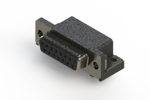 630-015-340-011 - D-Sub Right Angle Connector