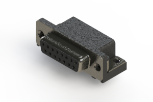 630-015-340-012 - D-Sub Right Angle Connector