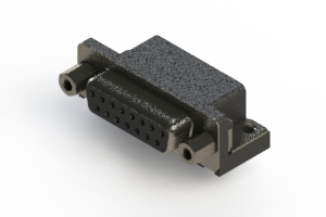 630-015-340-513 - D-Sub Right Angle Connector