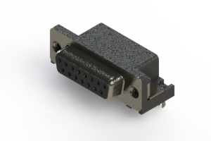 630-015-640-032 - D-Sub Right Angle Connector