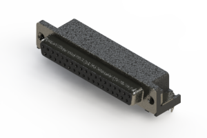 630-037-340-045 - D-Sub Right Angle Connector