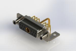 630-11W1650-1NE - Right-angle Power Combo D-Sub Connector