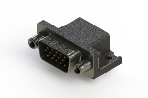 633-015-263-010 - Right Angle D-Sub Connector