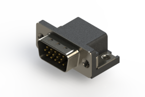 633-015-263-052 - Right Angle D-Sub Connector