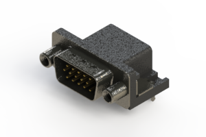 633-015-363-030 - Right Angle D-Sub Connector