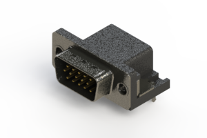 633-015-363-031 - Right Angle D-Sub Connector
