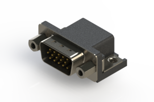 633-015-363-053 - Right Angle D-Sub Connector