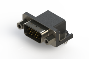 633-015-663-043 - Right Angle D-Sub Connector