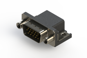 633-015-663-050 - Right Angle D-Sub Connector