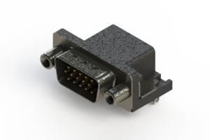 633-015-663-550 - Right Angle D-Sub Connector