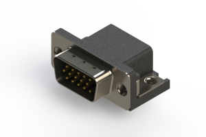 633-015-663-555 - Right Angle D-Sub Connector