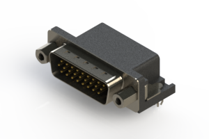 633-026-263-043 - Right Angle D-Sub Connector