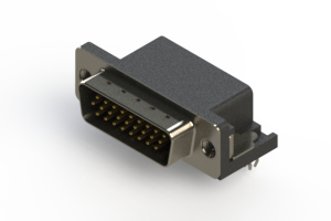 633-026-263-045 - Right Angle D-Sub Connector