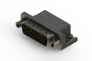 633-026-663-010 - Right Angle D-Sub Connector