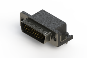 633-026-663-031 - Right Angle D-Sub Connector