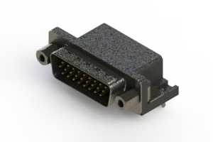 633-026-663-033 - Right Angle D-Sub Connector