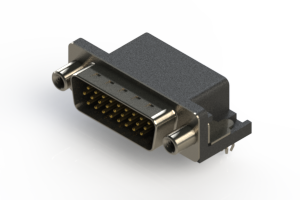 633-026-663-040 - Right Angle D-Sub Connector