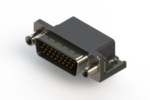 633-026-663-050 - Right Angle D-Sub Connector