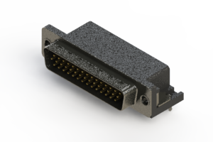 633-044-263-031 - Right Angle D-Sub Connector