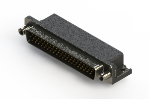 633-062-263-010 - Right Angle D-Sub Connector