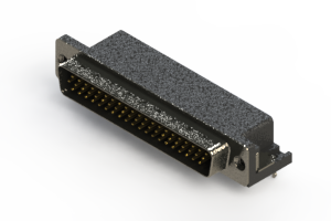 633-062-263-032 - Right Angle D-Sub Connector
