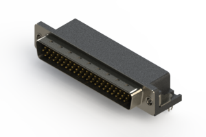 633-062-263-041 - Right Angle D-Sub Connector