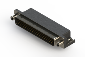 633-062-263-050 - Right Angle D-Sub Connector