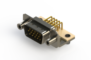 633-M15-263-WN5 - High Density D-Sub Connectors