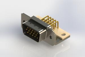 633-M15-263-WT4 - High Density D-Sub Connectors