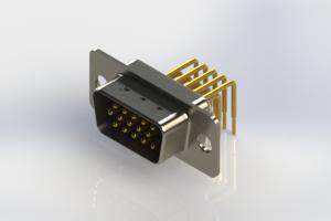 633-M15-663-BN1 - High Density D-Sub Connectors