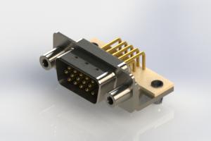 633-M15-663-BN5 - High Density D-Sub Connectors