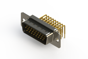 633-M26-263-BN1 - High Density D-Sub Connectors