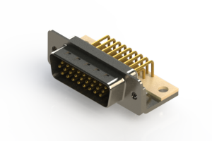 633-M26-263-WN4 - High Density D-Sub Connectors