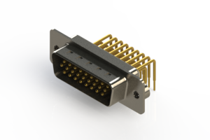 633-M26-363-WN2 - High Density D-Sub Connectors
