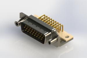 633-M26-663-BN6 - High Density D-Sub Connectors