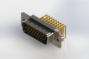 633-M26-663-BT2 - High Density D-Sub Connectors