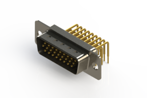 633-M26-663-WN1 - High Density D-Sub Connectors