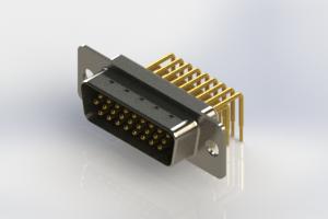 633-M26-663-WT1 - High Density D-Sub Connectors