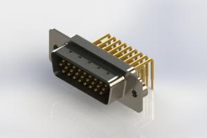 633-M26-663-WT2 - High Density D-Sub Connectors