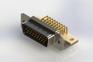633-M26-663-WT4 - High Density D-Sub Connectors