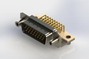 633-M26-663-WT5 - High Density D-Sub Connectors