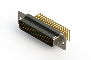 633-M44-263-BN1 - High Density D-Sub Connectors