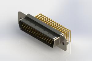 633-M44-263-WT2 - High Density D-Sub Connectors