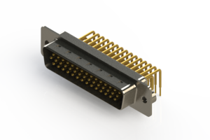 633-M44-363-WN2 - High Density D-Sub Connectors