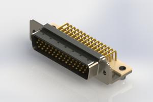633-M44-663-WT3 - High Density D-Sub Connectors