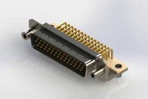 633-M44-663-WT5 - High Density D-Sub Connectors
