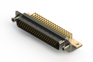 633-M62-363-BT6 - High Density D-Sub Connectors