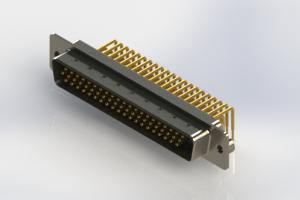 633-M62-363-WN2 - High Density D-Sub Connectors