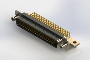633-M62-363-WT5 - High Density D-Sub Connectors