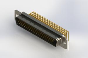 633-M62-663-WT1 - High Density D-Sub Connectors